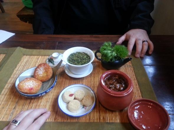 LanSu tea
