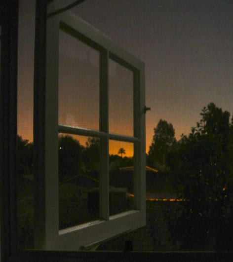 sunsetthruwindow