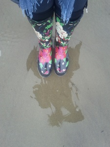 Costco wellies
