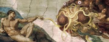 holy spaghetti monster