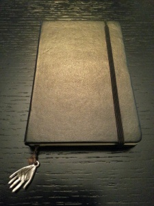 the plain little black book